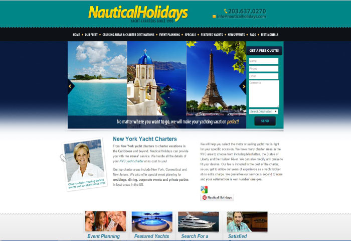 Nautical-Holidays