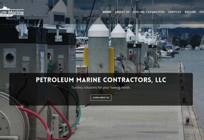 Petroleum Marine Contractors