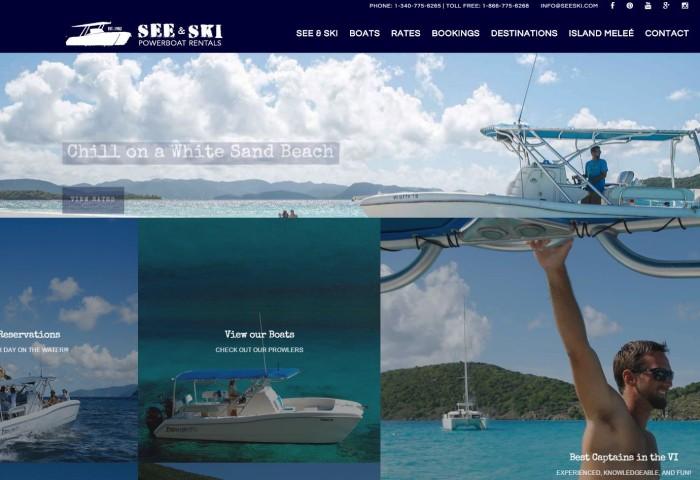 seeski home page