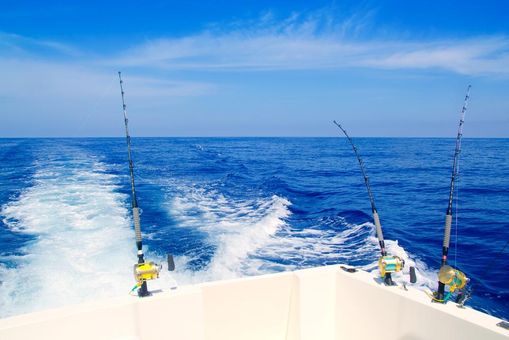 Fishing Charter Technology