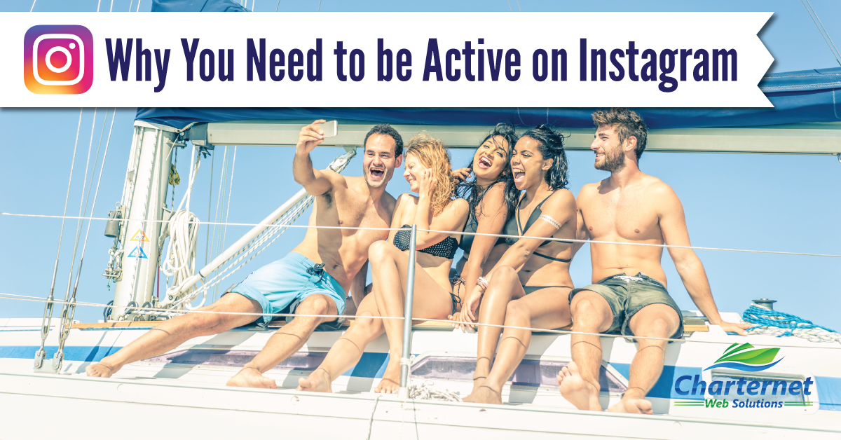 Why You Need to be Active on Instagram